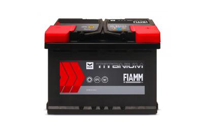 FIAMM Black TITANIUM